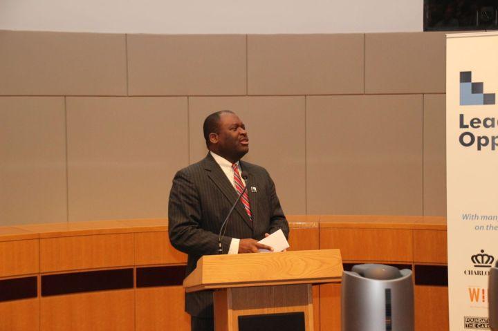 County Commissioner Trevor Fuller