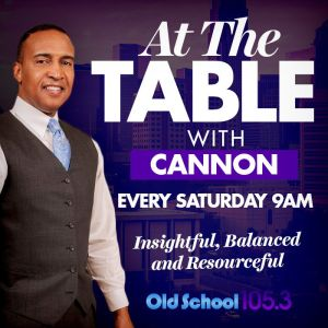 At The Table With Cannon