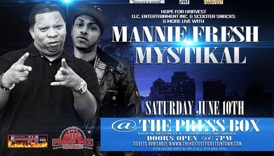 Mannie Fresh & Mystikal   105 3 RnB