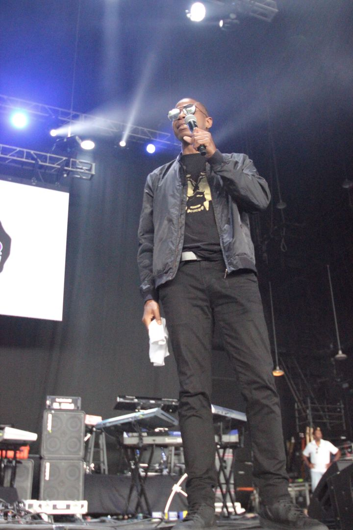 Funkfest Charlotte- Doug E. Fresh