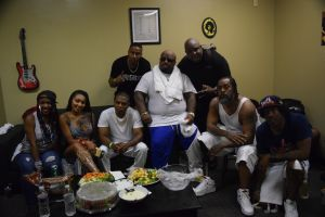 Goodie Mob And 92.7 The Block