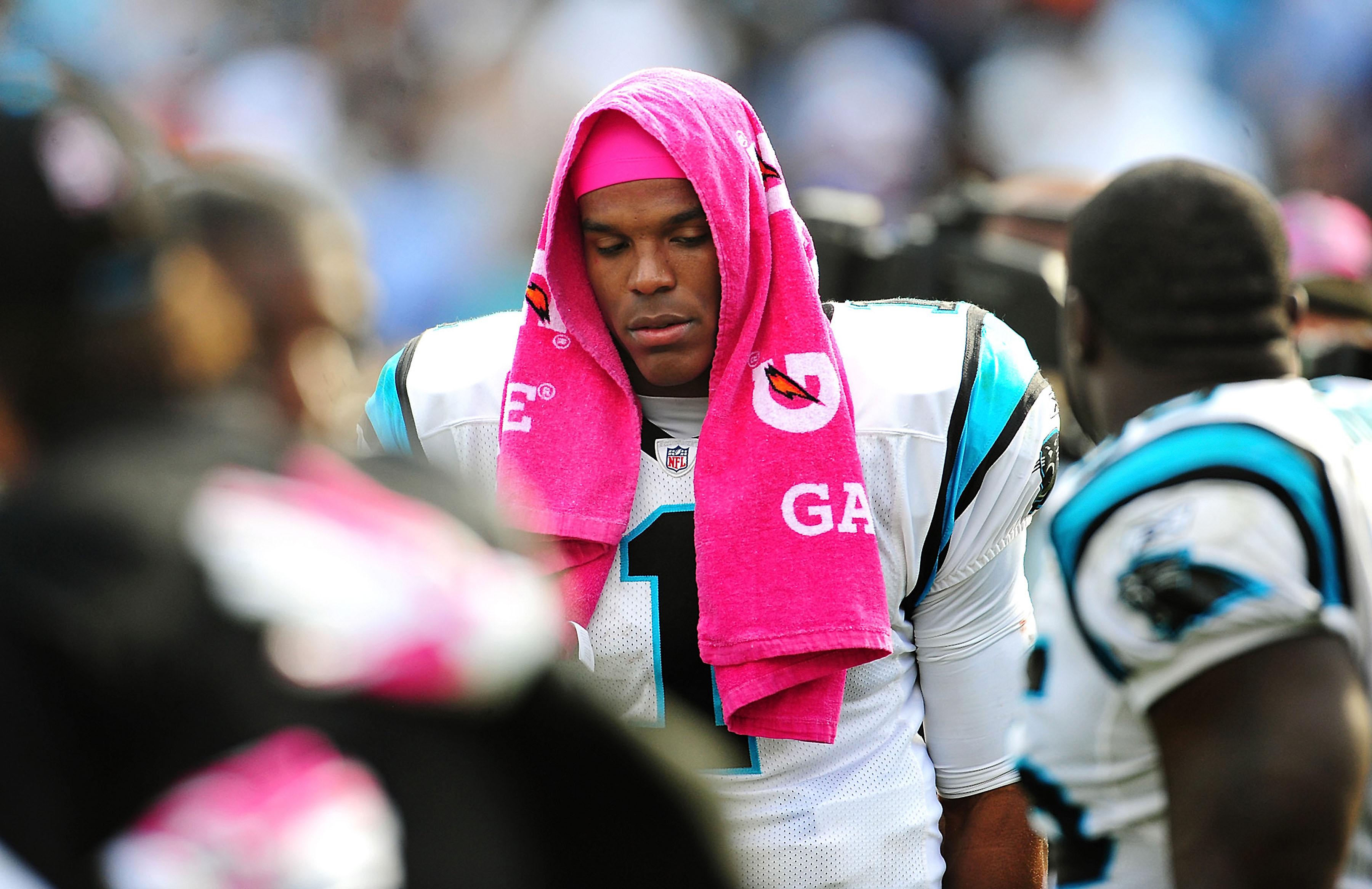 Panthers vs. Saints