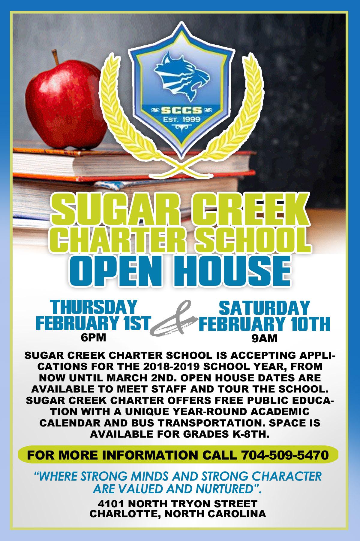 Sugar Creek Charter School