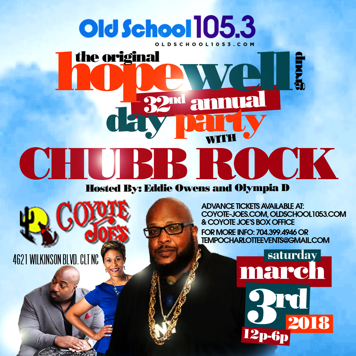 Old School Day Party