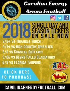 Carolina Energy Football