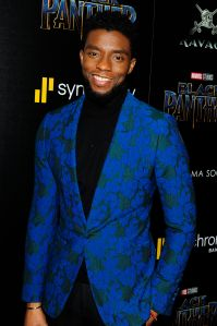 The Cinema Society with Ravage Wines & Synchrony host a screening of Marvel Studios' 'Black Panther'