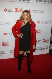 NYFW Red Dress Collection 2018 presented by Macys