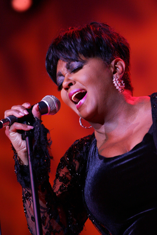 Anita Baker In Concert - Austin, TX