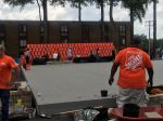 Livingstone College Home Depot Ribbon Cutting