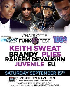 Funkfest Charlotte 2018