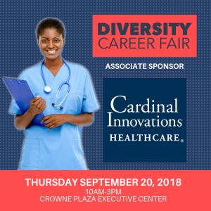 Diversity Career Fair Sept 2018
