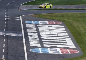 Charlotte Motor Speedway Testing