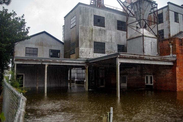 Hurricane Florence Strikes North Carolina