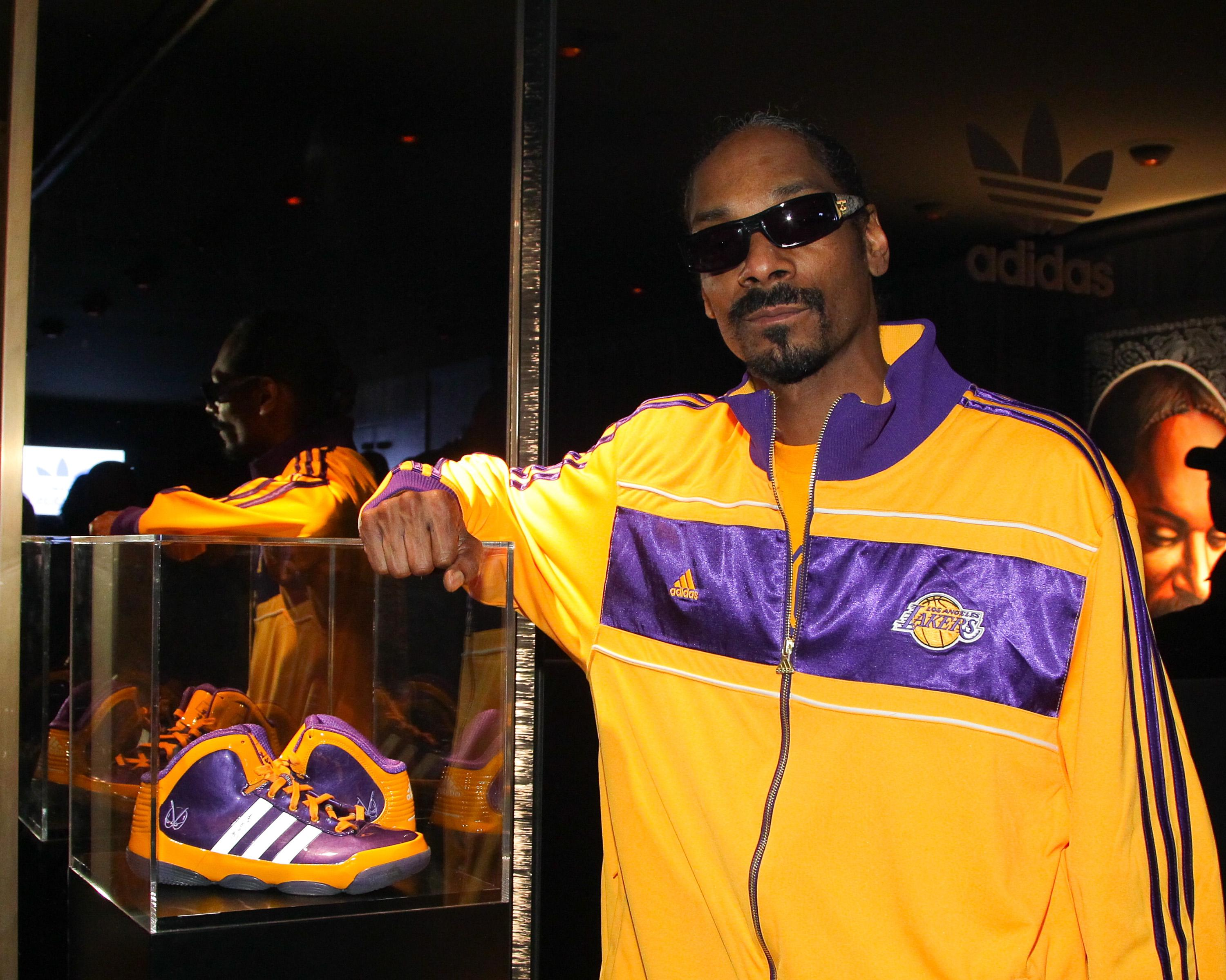 adidas And Snoop Dogg Co-Host ASW Party