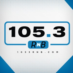 105.3 RNB graphic