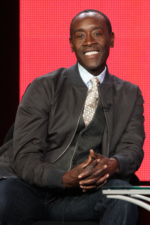 2013 TCA Winter Press Tour - CW/CBS Panel - Day 1