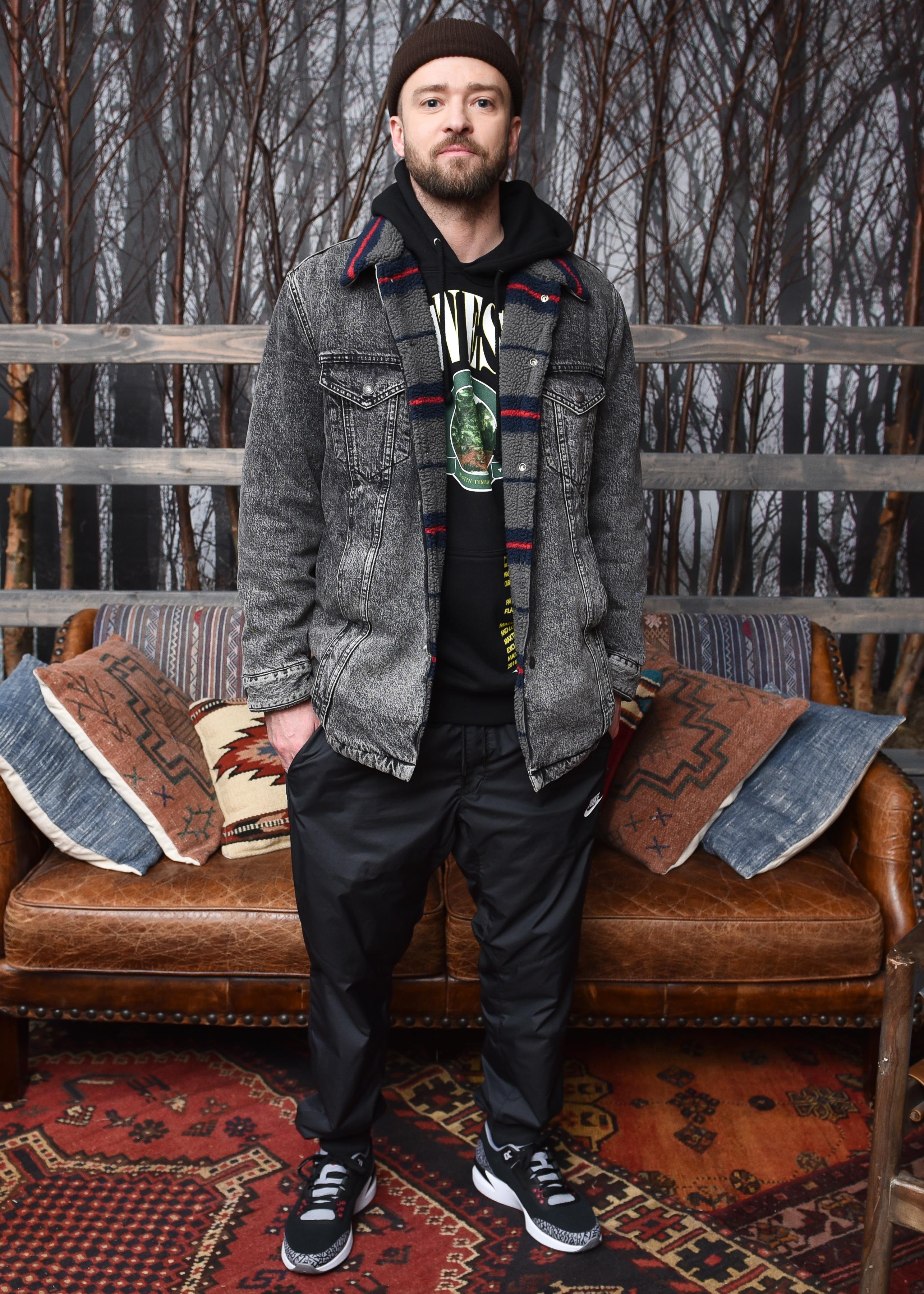 Bravado x Justin Timberlake Man Of The Woods Pop-Up Experience