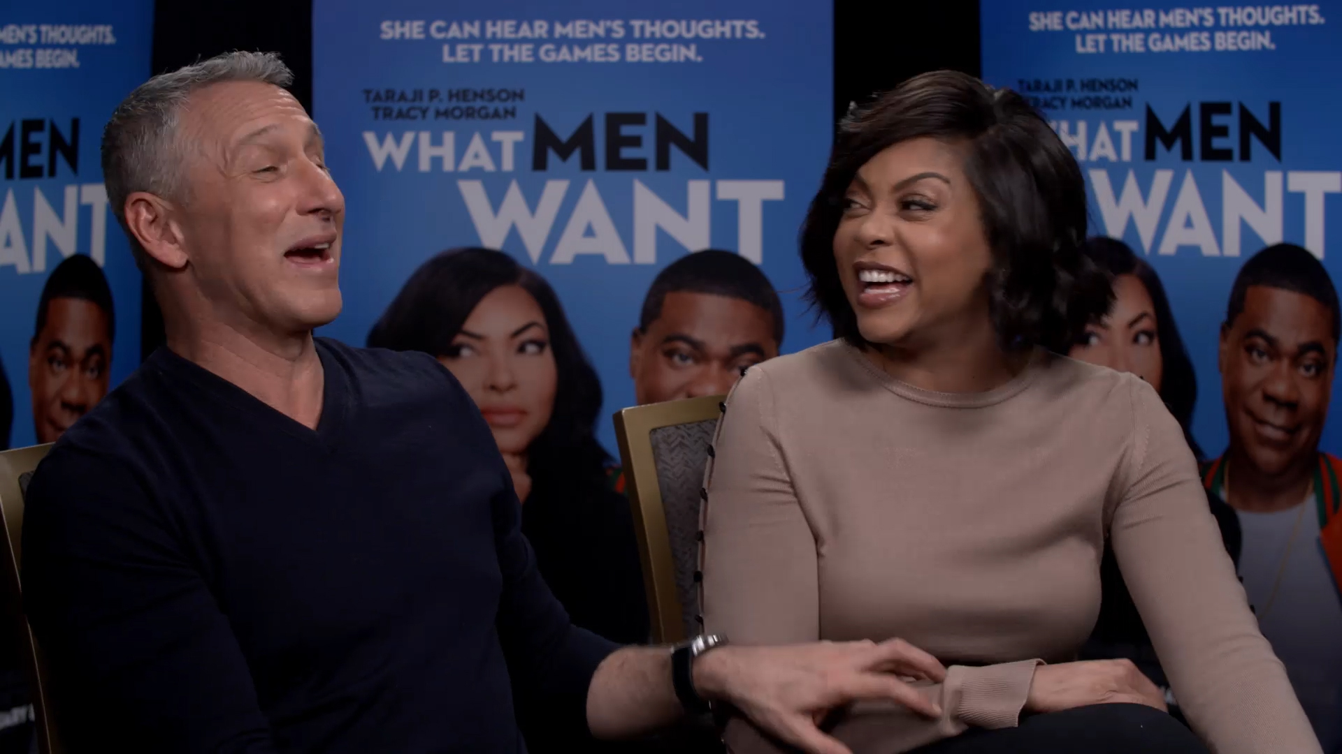Taraji P. Henson at 'What Men Want' Special Washington DC Screening
