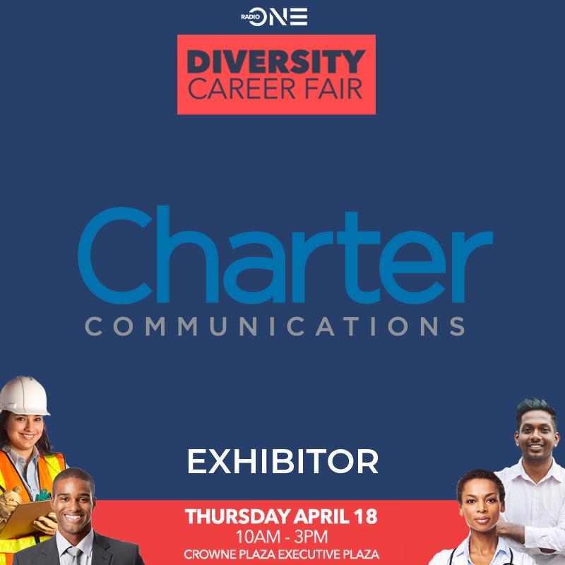 Charter Comm. Diversity Fair