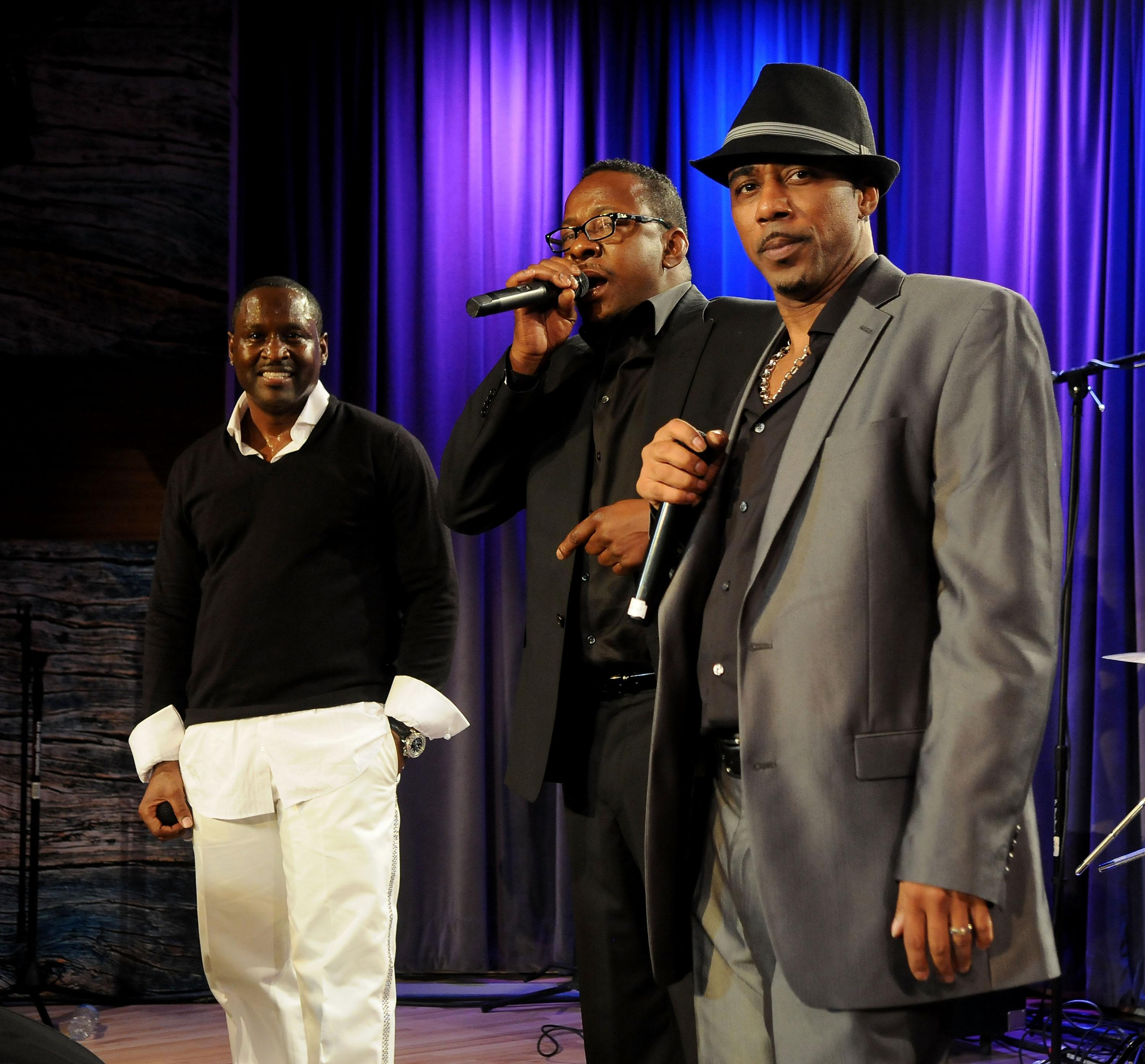 An Evening With Johnny Gill