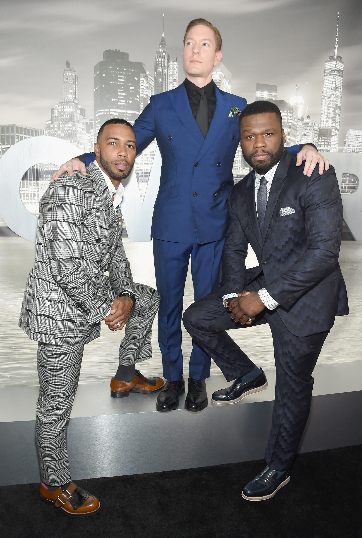 STARZ 'Power' New York Season Three Premiere