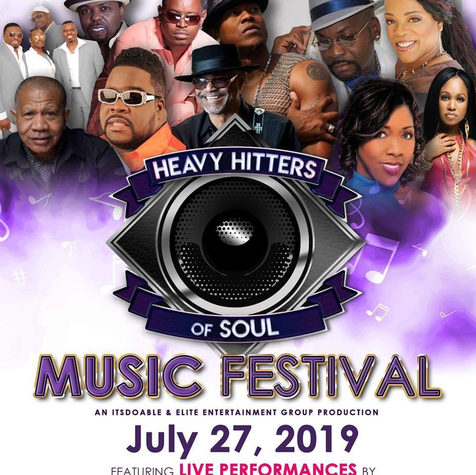 Heavy Hitters of Soul Festival