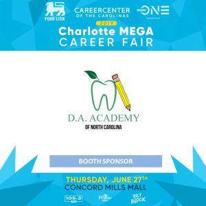 Charlotte Mega Career Fair-DA Academy