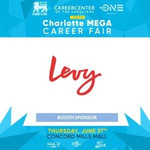 Charlotte Mega Career Fair-Levy Restaurant