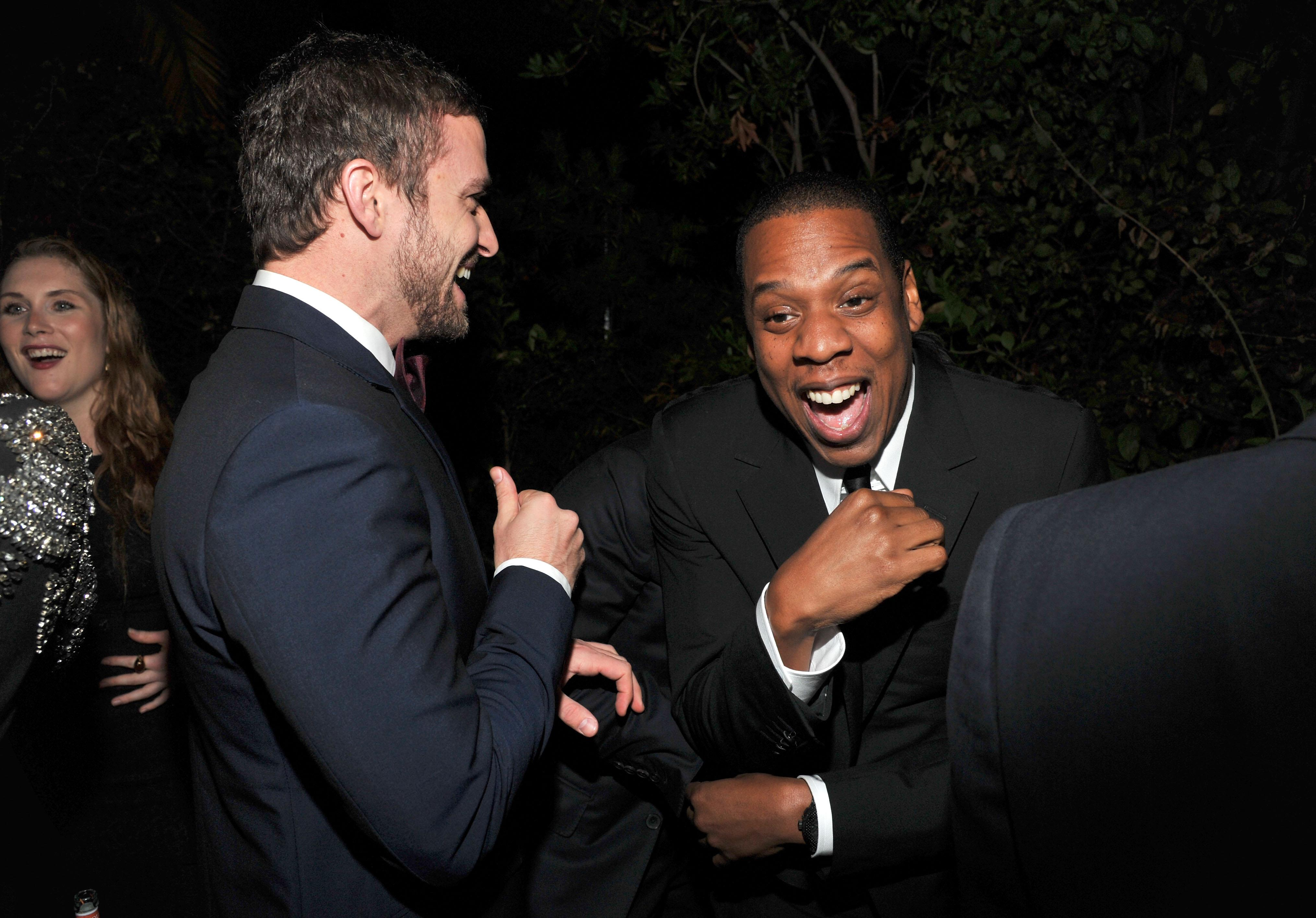 GQ's 2011 'Men of the Year' Party - Inside