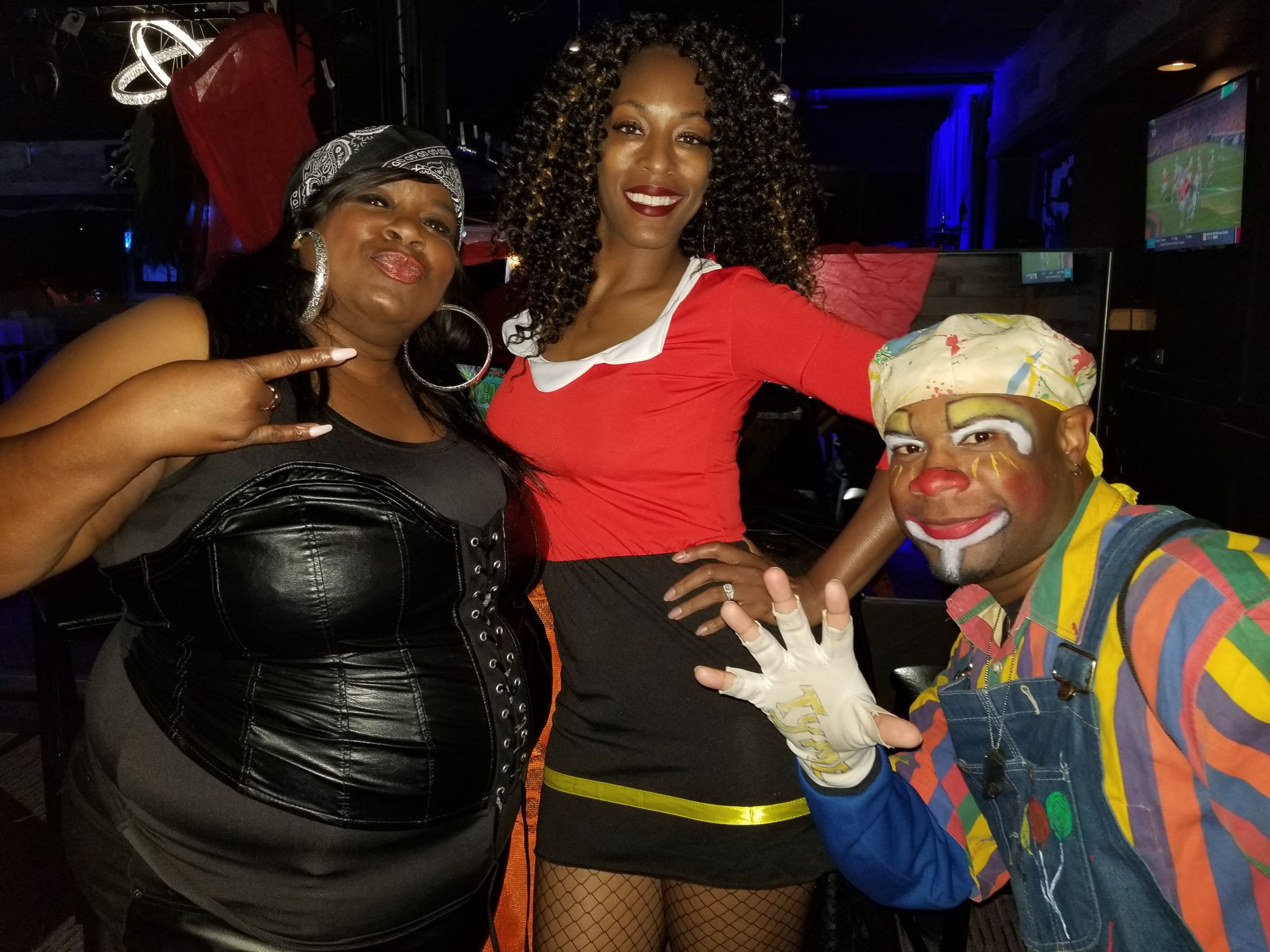 Halloween Bash 2018 at Vinetti's