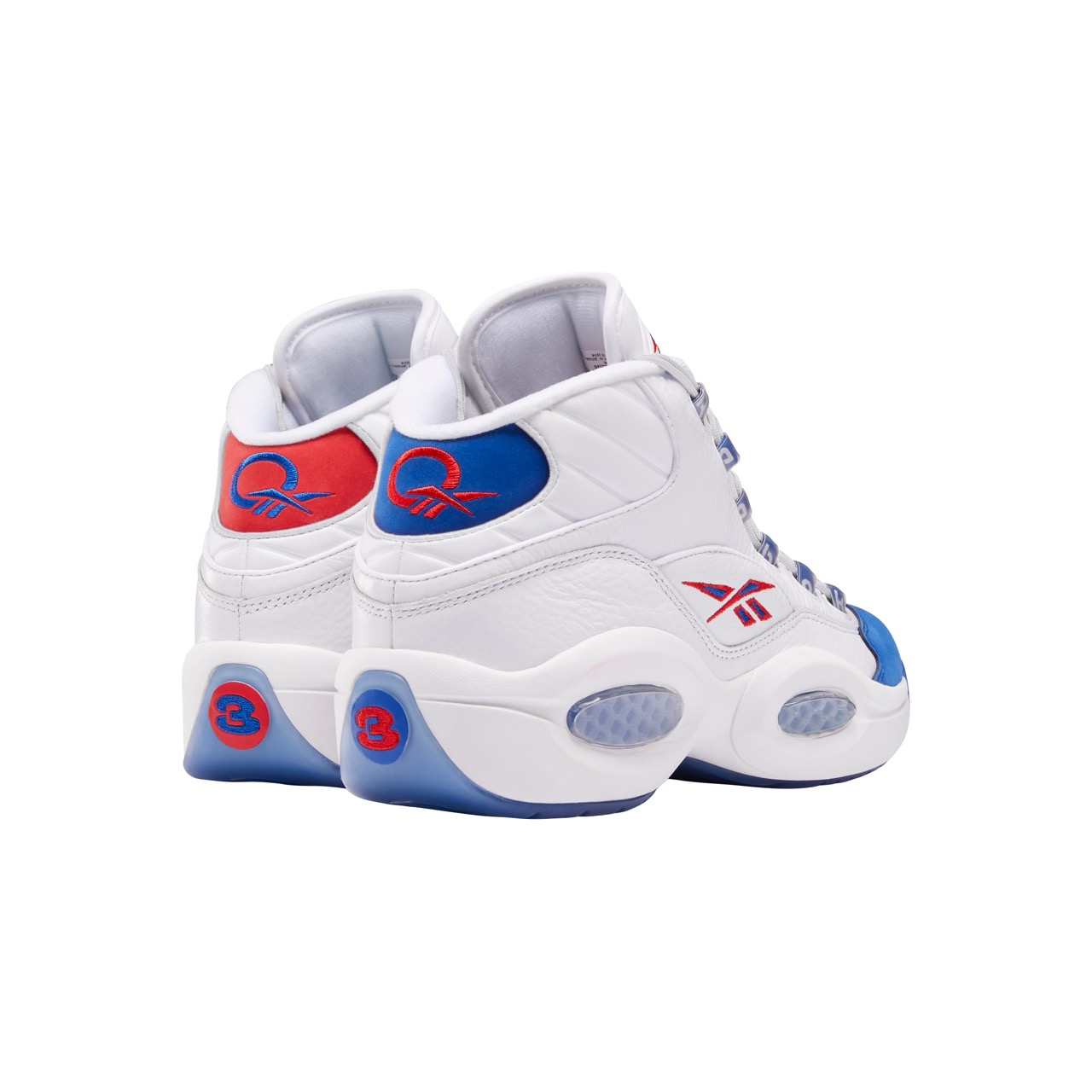 Reebok theQuestion Mid Double Cross