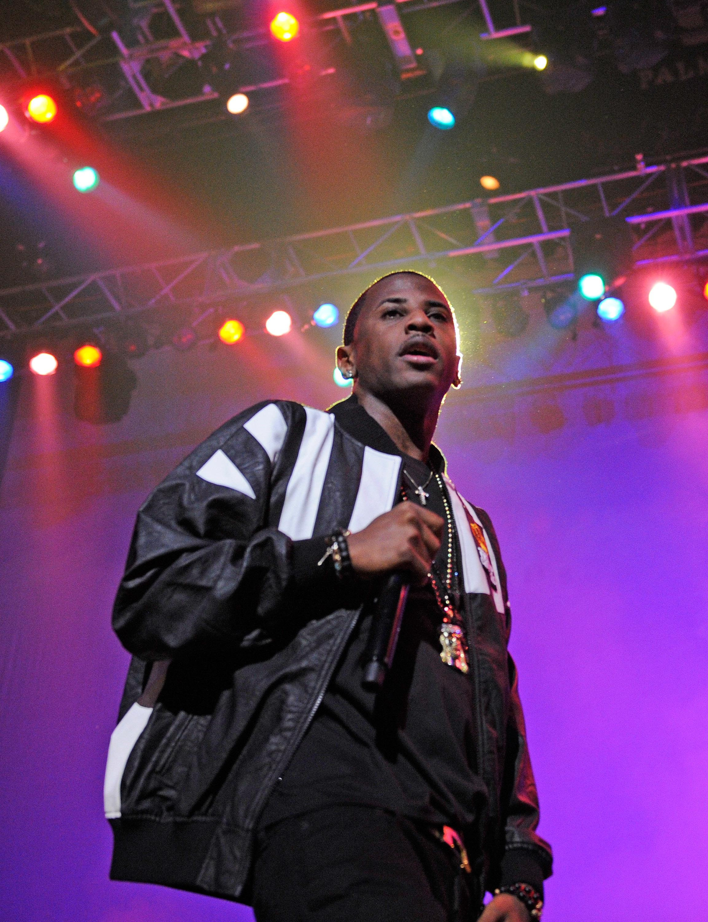 Fabolous Performs At The Pearl At The Palms Casino Resort