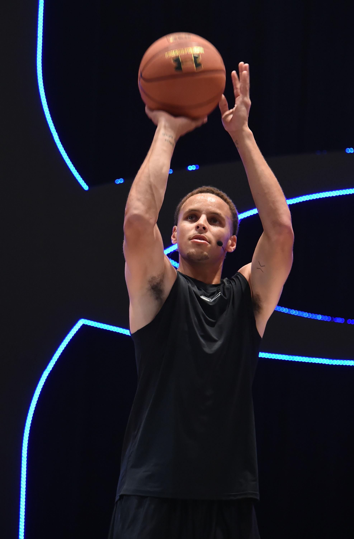 UA Roadshow Featuring Stephen Curry