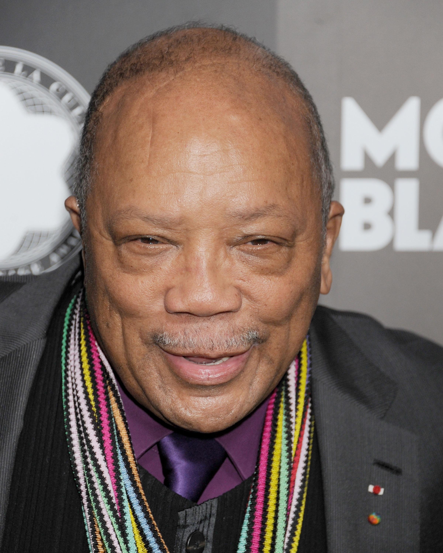 Montblanc's 2012 Montblanc De La Culture Arts Gala Honoring Quincy Jones - Arrivals