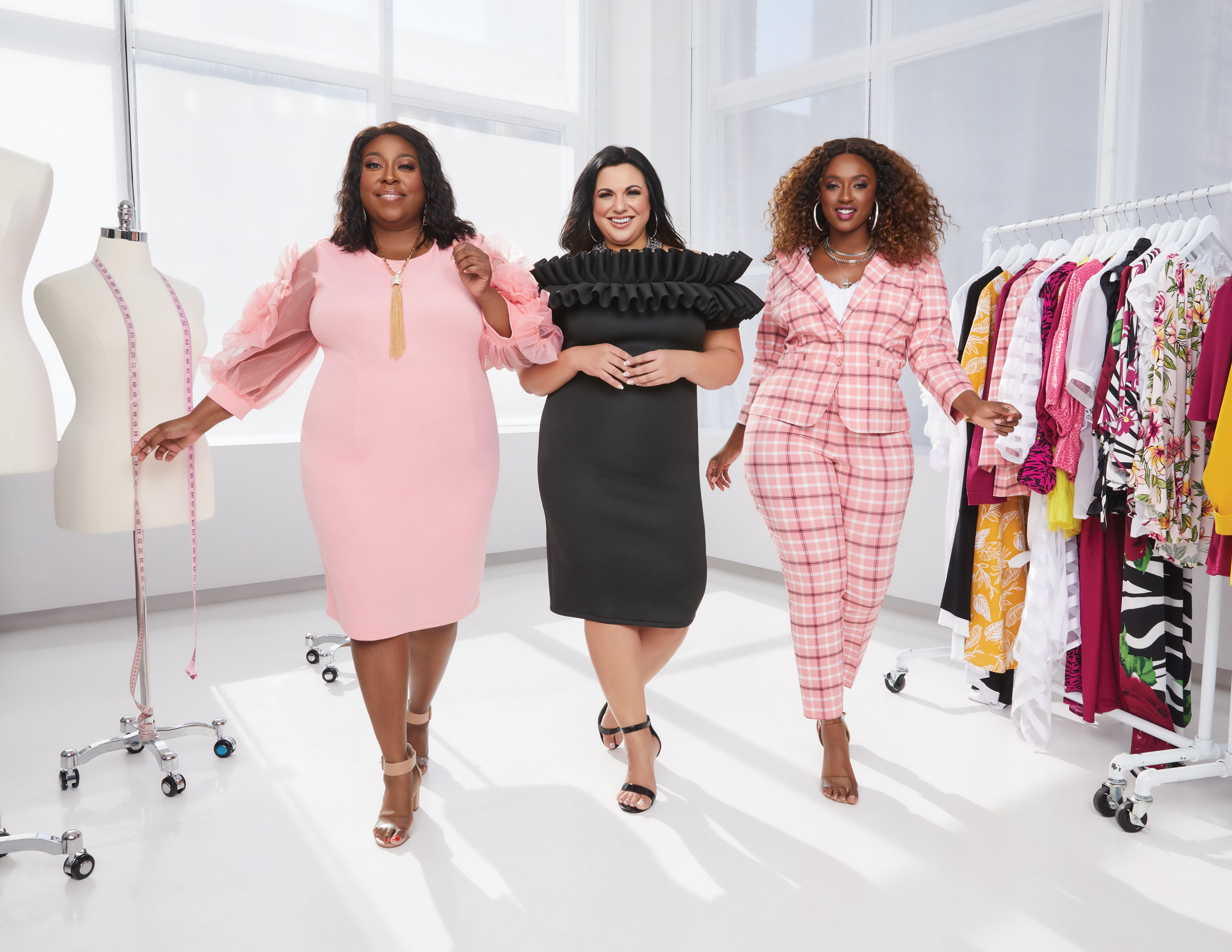 Loni Love Ashley Stewart