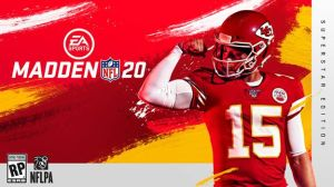 Patrick Mahomes Lands Cover of Madden 20