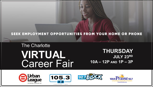 Charlotte Virtual Career Fair