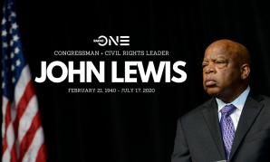 Rep John Lewis Died at 80 years old