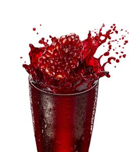 Pomegranate Splash